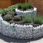 Gabionen halten Einzug in die Gartengestaltung