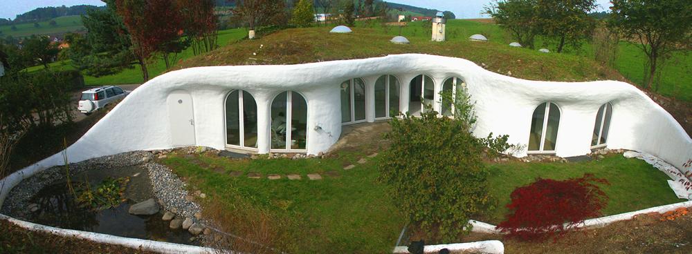Hobbit Haus Bauen erdhäuser ein leben als hobbit union plus