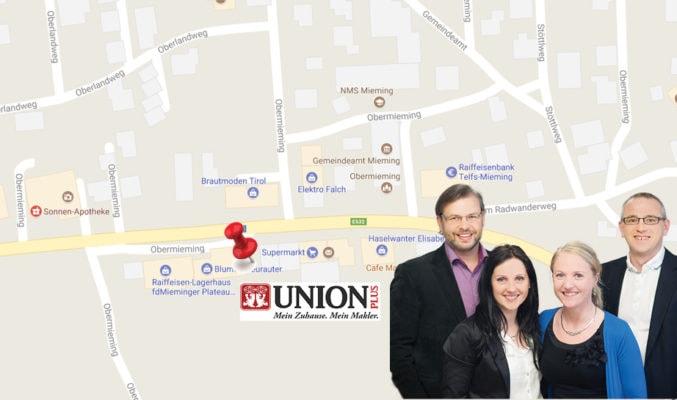 Neues Buro In Mieming Union Plus